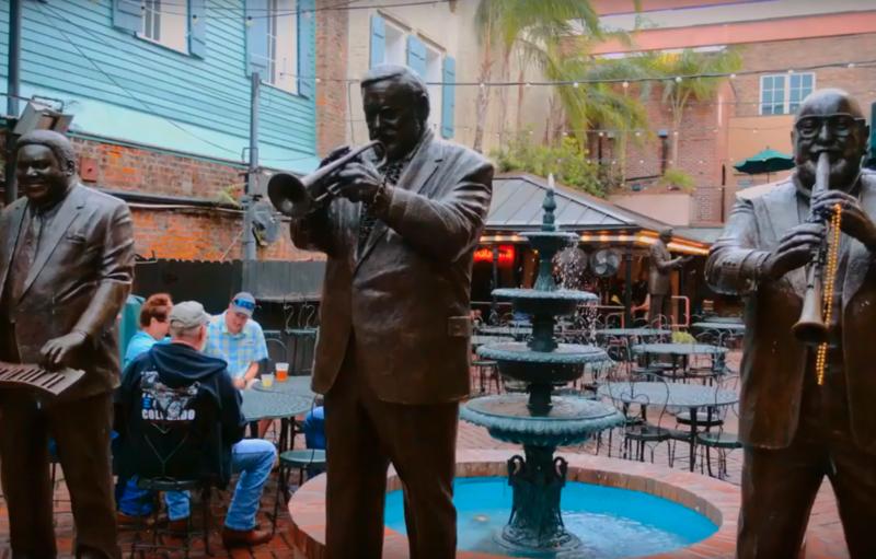 Un parque nacional dedicado al jazz