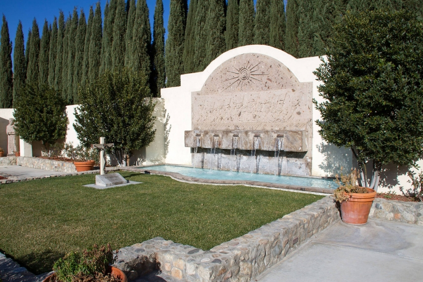 César Chávez Gravesite at  ‎César Chávez National Monument