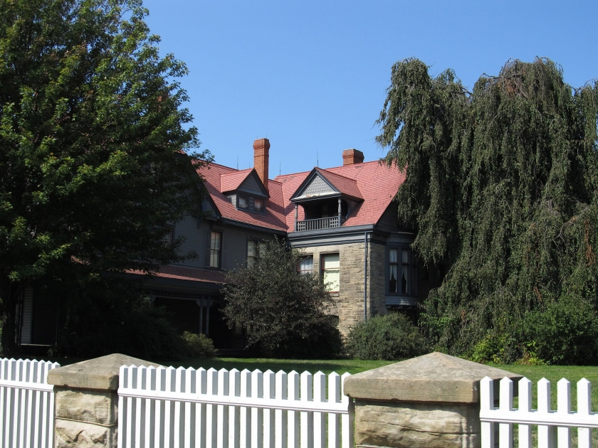 Casa de james garfield
