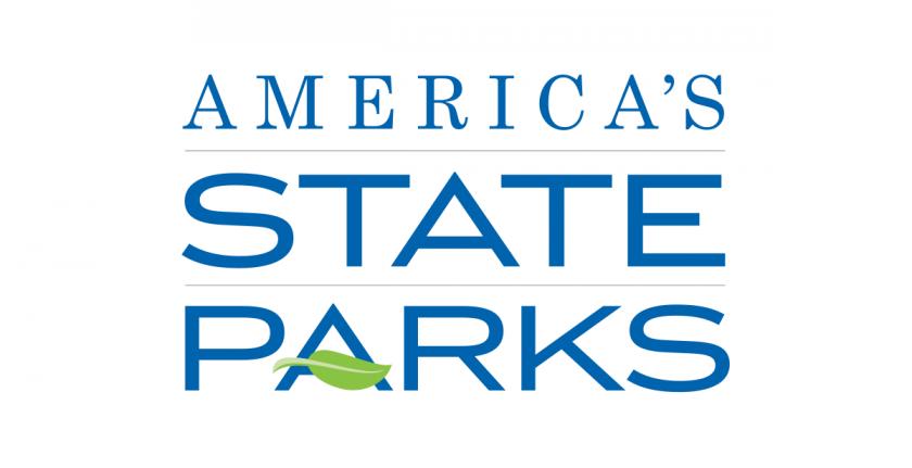 Logotipo de los parques estatales de Estados Unidos