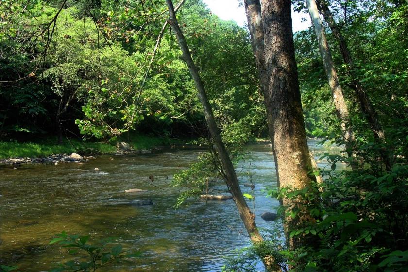 Río Bluestone
