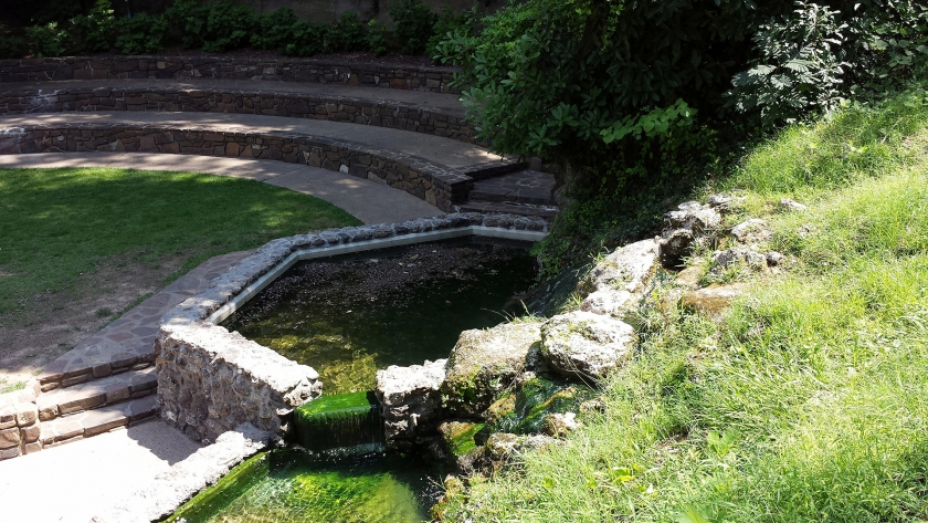 Hot Springs Park