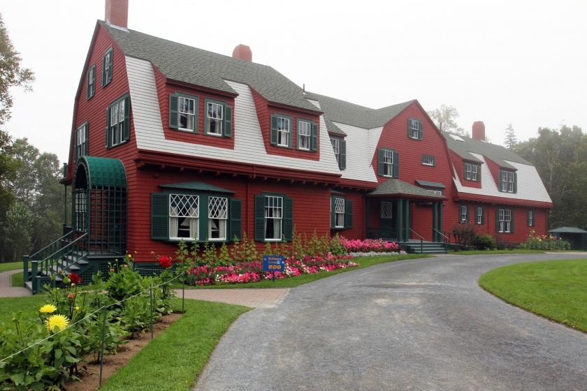 Campobello Cottage, Franklin Roosevelt's summer home